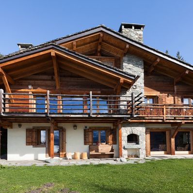 P. COUPY SA Architecture - chalet bao